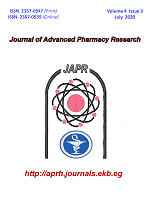 Journal of Advanced Pharmacy Research